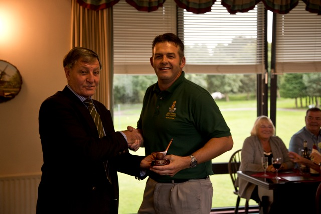 Mark Cook, again, winner Longest drive hole 9_