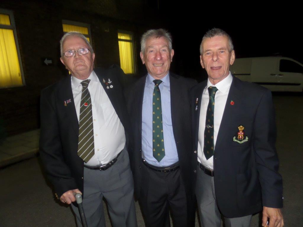 Green Howards Reunion,Scarborough Thu 16th Mon 20th Oct  2014 428