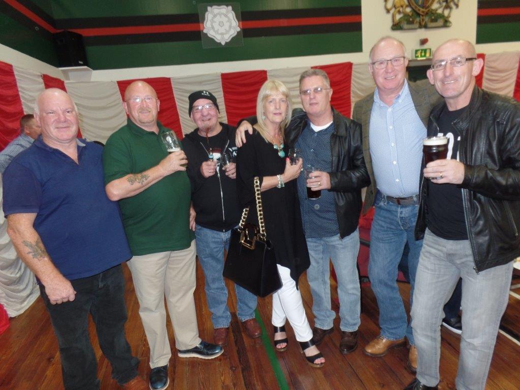 Green Howards Reunion.T.A Centre Stockton Rd.Fri 14th Oct 106