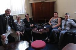 Green Howards Reunion Sun 8th Oct 2017 T.A Centre +Don Bar 021