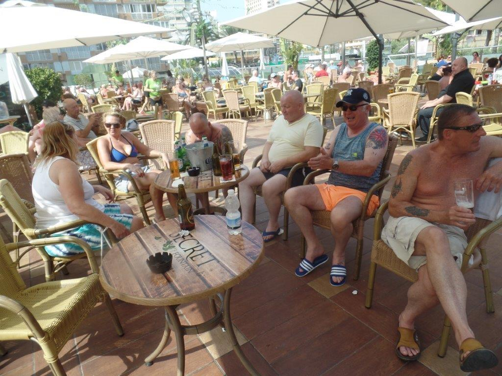 Green Howards.Benidorm Fun In The Sun.Mon 28th,Mon 4th June 2018 056