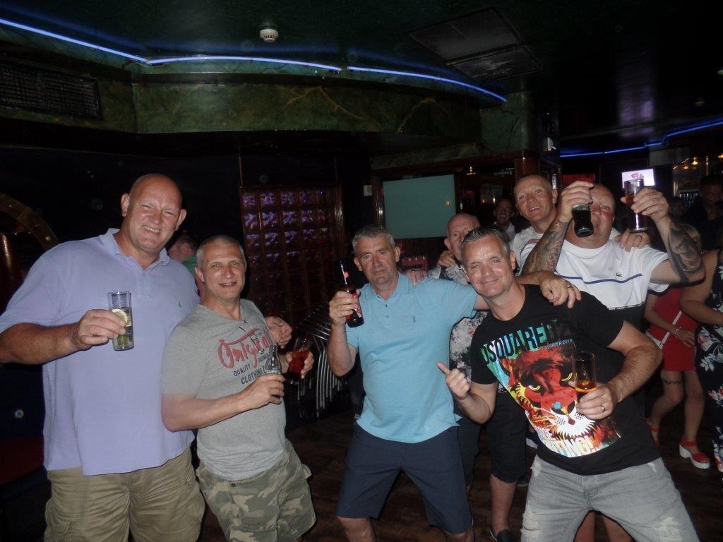 Green Howards.Benidorm Fun In The Sun.Mon 28th,Mon 4th June 2018 289
