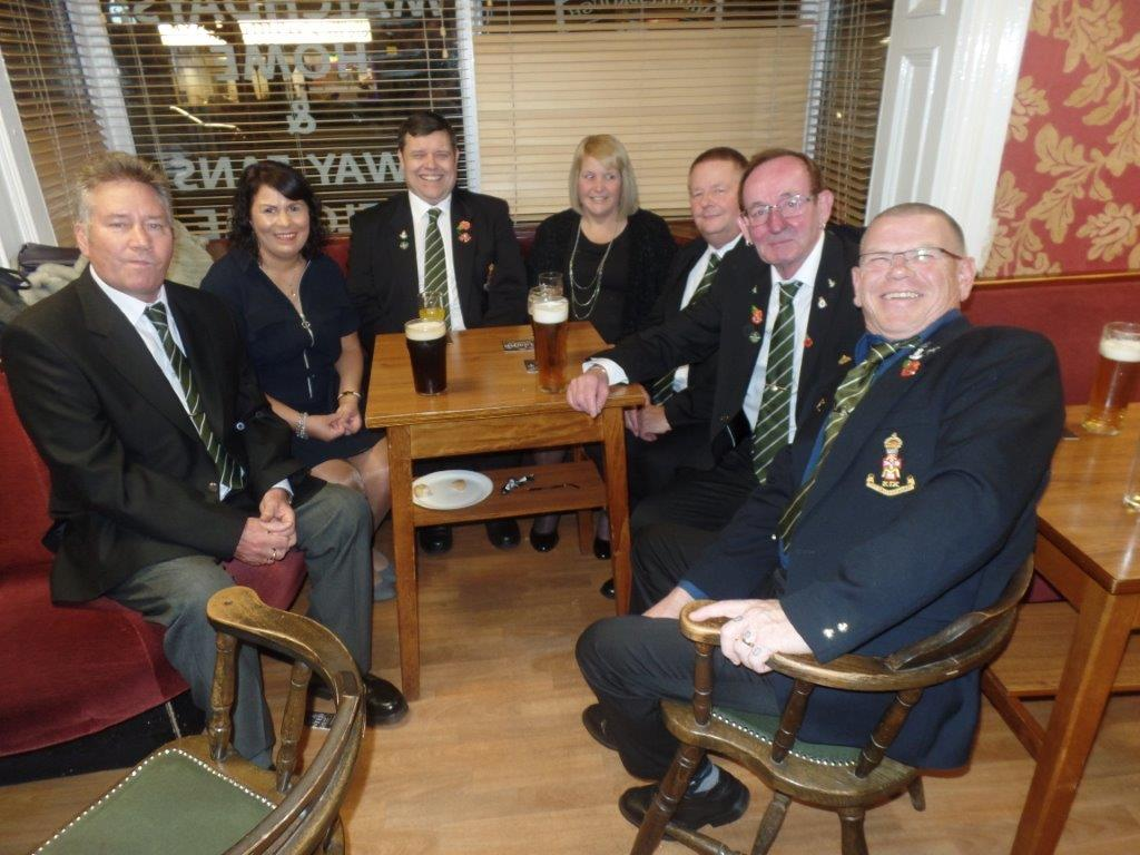 Green Howards Reunion,Lizzy 50th Longlands,Sat 15th Oct 2016 150