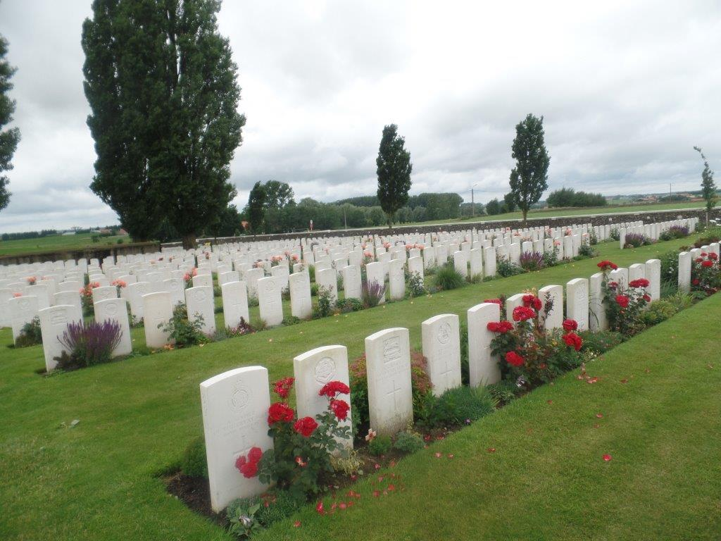 Ypres,Tynecot,Passchendale,Belgium 28th June 3rd July 2016 187