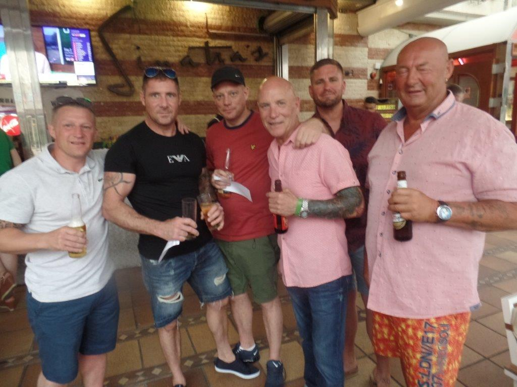 Green Howards.Benidorm Fun In The Sun.Mon 28th,Mon 4th June 2018 459