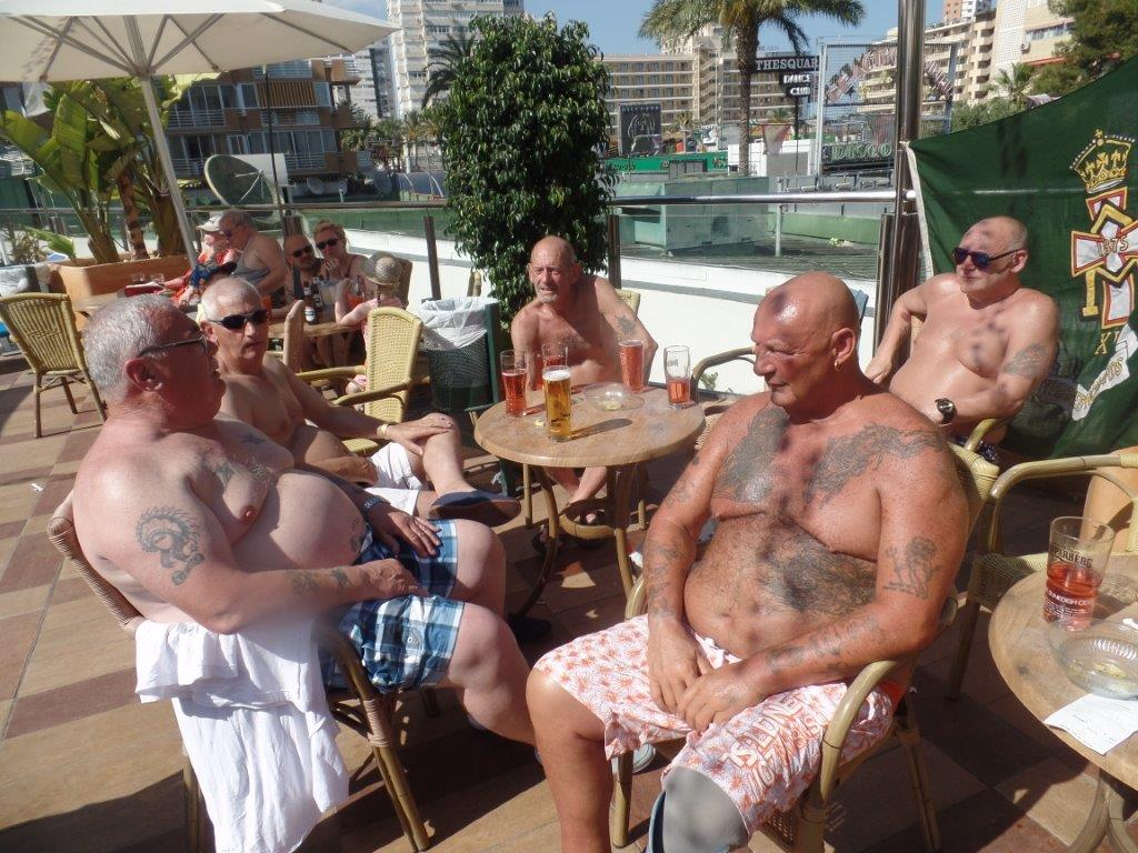 Green Howards.Benidorm Fun In The Sun.Mon 28th,Mon 4th June 2018 135