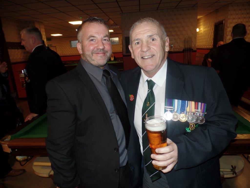 Kenny McGraths Funeral.Guisbrough Priory Wed 1st Nov 2017 164