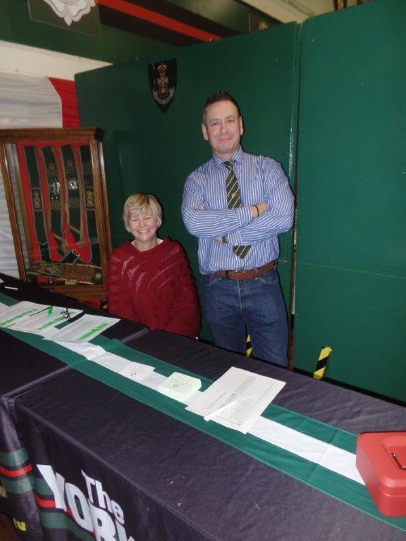 Green Howards Reunion.T.A Centre Stockton Rd.Fri 14th Oct 074