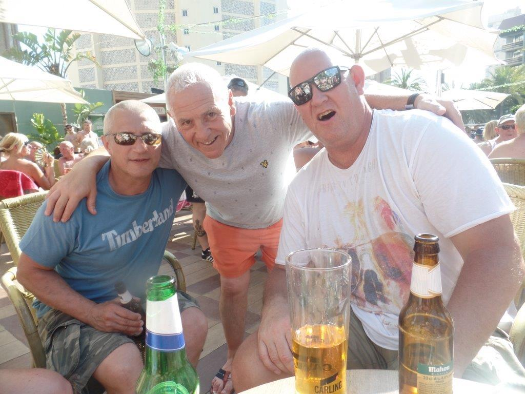 Green Howards.Benidorm Fun In The Sun.Mon 28th,Mon 4th June 2018 147