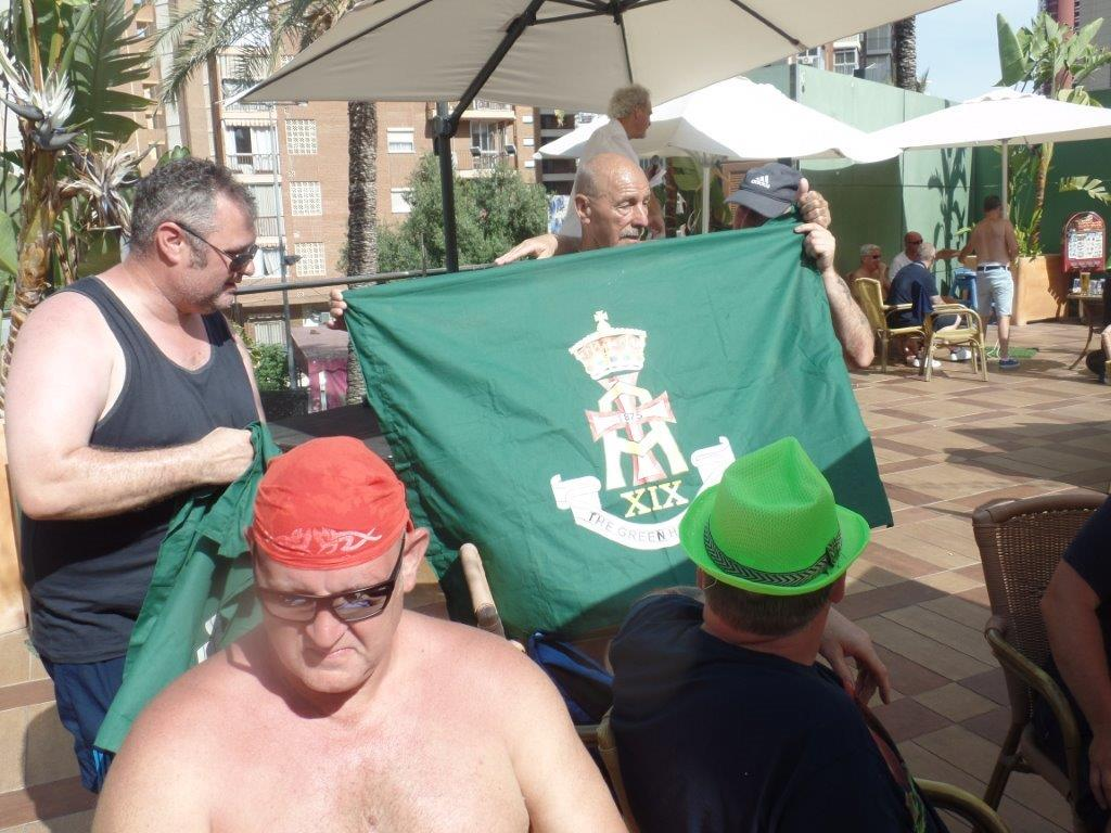 Green Howards.Benidorm Fun In The Sun.Mon 28th,Mon 4th June 2018 423
