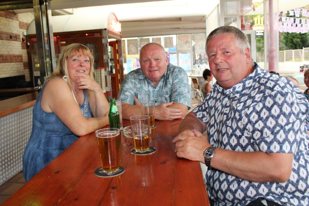Green Howards Benidorm Fun In The Sun Sat 2nd June 2018 001