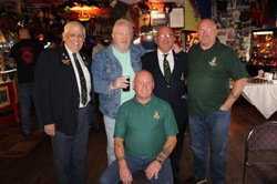 Green Howards Reunion Sun 8th Oct 2017 T.A Centre +Don Bar 095