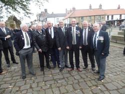 Kenny McGraths Funeral.Guisbrough Priory Wed 1st Nov 2017 029
