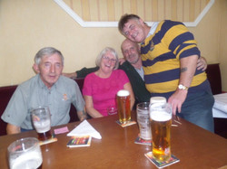 Green Howards Reunion,Scarborough Thu 16th Mon 20th Oct  2014 246
