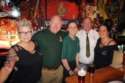 Green Howards Reunion Sun 8th Oct 2017 T.A Centre +Don Bar 205