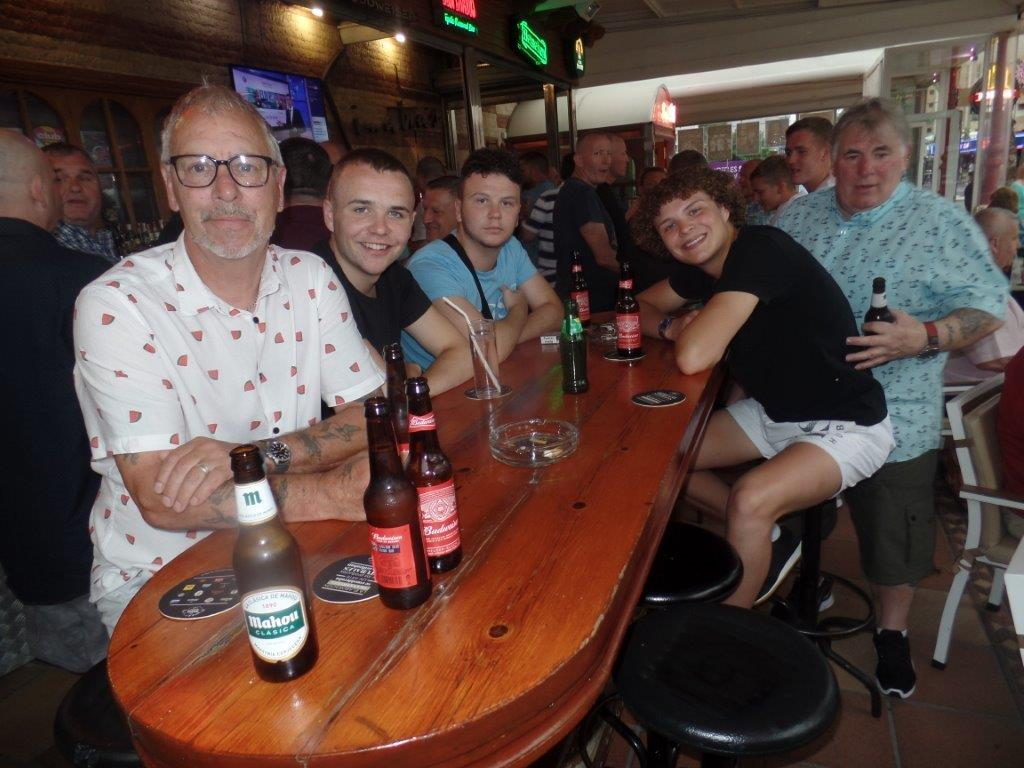 Green Howards Benidorm.Fun In The Sun.Mon 28th Mon 4th June 2018 024