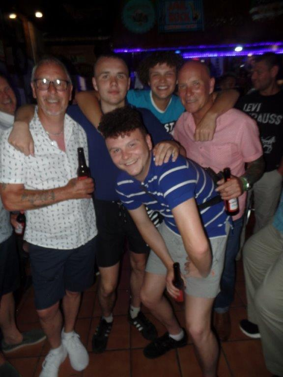 Green Howards.Benidorm Fun In The Sun.Mon 28th,Mon 4th June 2018 631