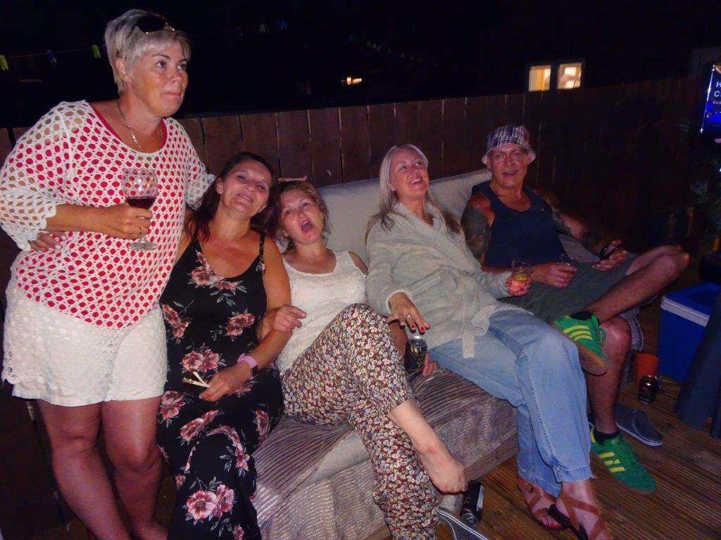 Steve Walkers Birthday Barbeque