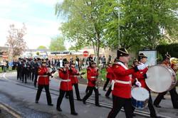 Green Howards Richmond Sunday,  Fri 11th Mon 14th May 2018 272 - Copy