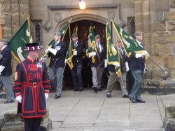 Kenny McGraths Funeral.Guisbrough Priory Wed 1st Nov 2017 095
