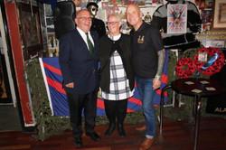Green Howards Reunion Sun 8th Oct 2017 T.A Centre +Don Bar 128