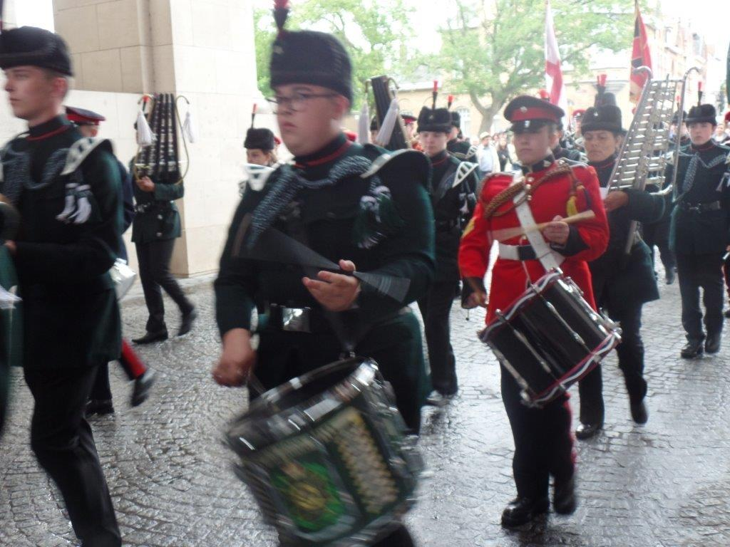 Ypres,Tynecot,Passchendale,Belgium 28th June 3rd July 2016 339