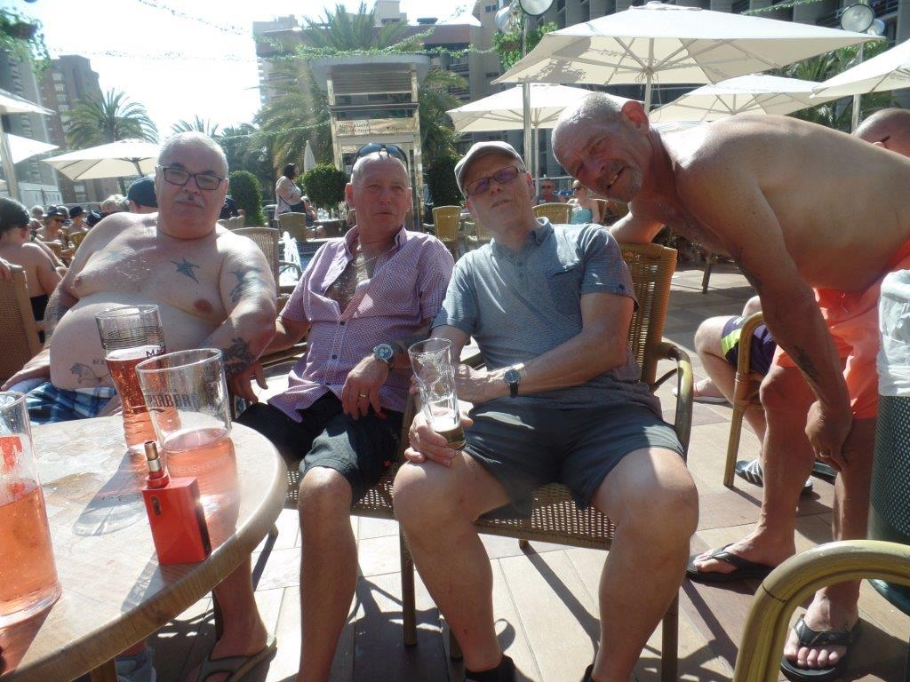 Green Howards.Benidorm Fun In The Sun.Mon 28th,Mon 4th June 2018 143