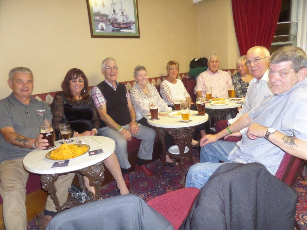 Green Howards Reunion,Scarborough Thu 16th Mon 20th Oct  2014 571