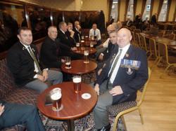 Kenny McGraths Funeral.Guisbrough Priory Wed 1st Nov 2017 110