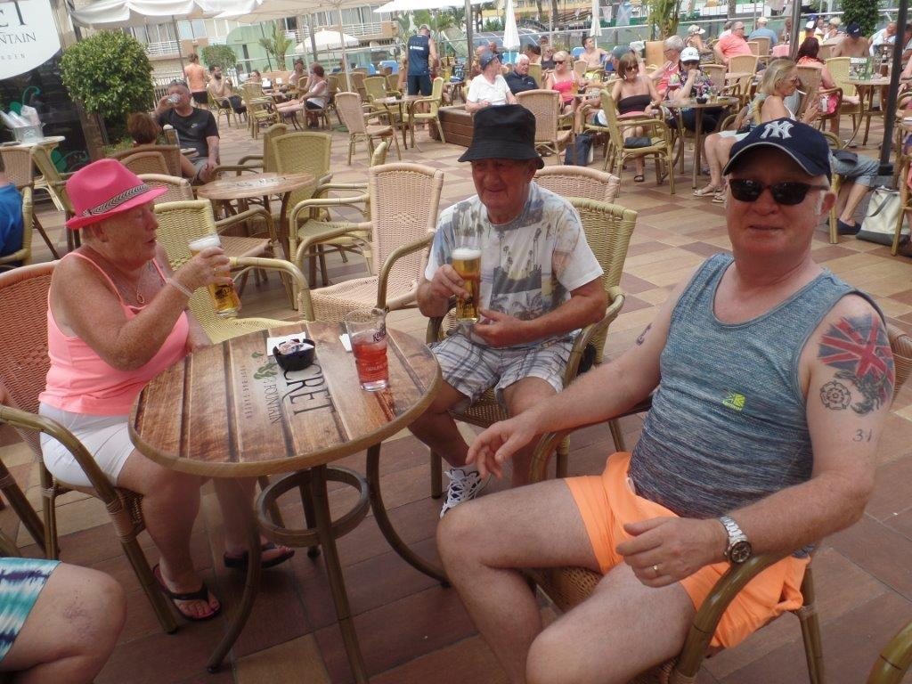 Green Howards.Benidorm Fun In The Sun.Mon 28th,Mon 4th June 2018 045