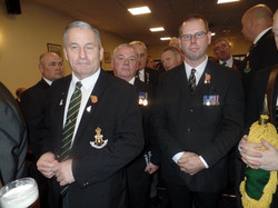Kenny McGraths Funeral.Guisbrough Priory Wed 1st Nov 2017 114