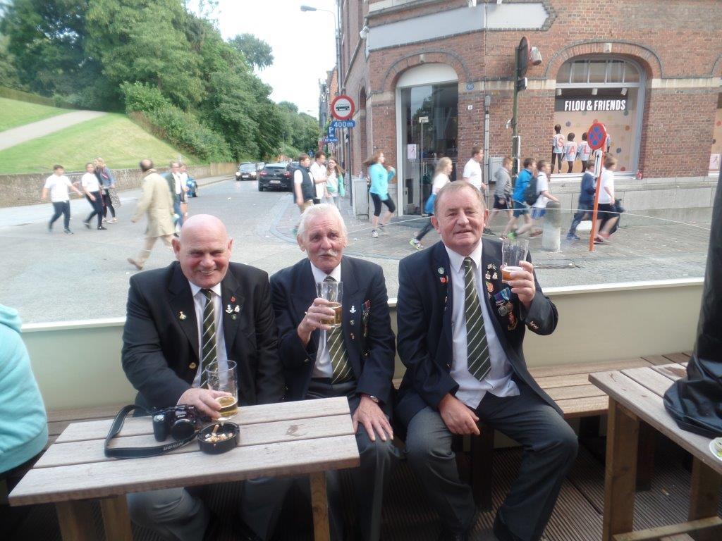 Ypres,Tynecot,Passchendale,Belgium 28th June 3rd July 2016 252