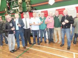 Green Howards Reunion.T.A Centre Stockton Rd.Fri 14th Oct 013
