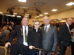 Kenny McGraths Funeral.Guisbrough Priory Wed 1st Nov 2017 277