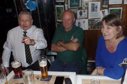 Green Howards Reunion Sun 8th Oct 2017 T.A Cntre + Don Bar 114