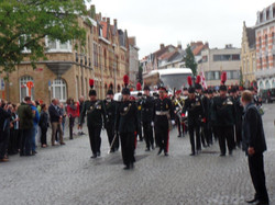 Ypres,Tynecot,Passchendale,Belgium 28th June 3rd July 2016 334