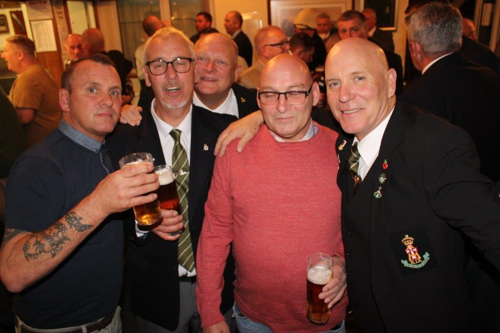 Green Howards Reunion Sat 7th Oct 2017 Cannon Camera 075