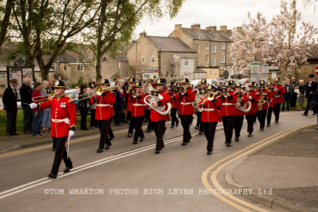 XIX SUNDAY 150516 MARCH TO THE CENOTAPH 01