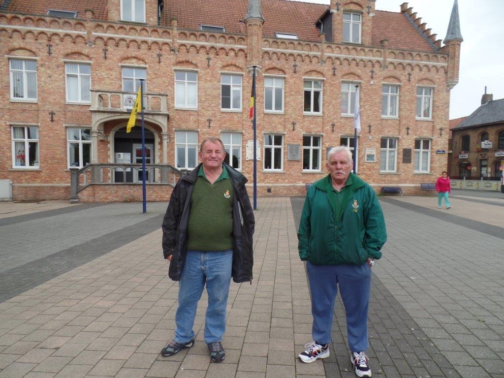 Ypres,Tynecot,Passchendale,Belgium 28th June 3rd July 2016 314