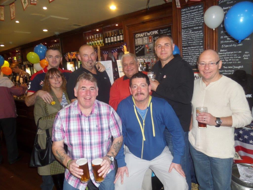 Green Howards Reunion,Scarborough Thu 16th Mon 20th Oct  2014 056