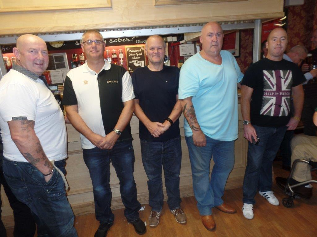 Green Howards Reunion,Lizzy 50th Longlands,Sat 15th Oct 2016 090