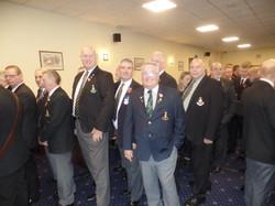 Kenny McGraths Funeral.Guisbrough Priory Wed 1st Nov 2017 141