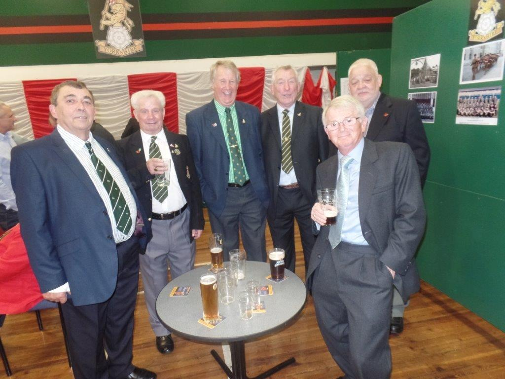 Green Howards Reunion,T.A  Centre Stockton Rd,Sat 15th Oct 2016 024