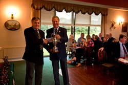 Peter Curtis, winner the FGHM Trophy