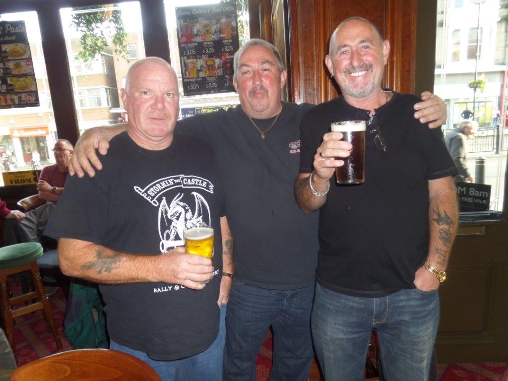 Green Howards Reunion,Scarborough Thu 16th Mon 20th Oct  2014 062