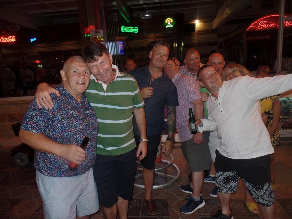 Green Howards.Benidorm Fun In The Sun.Mon 28th,Mon 4th June 2018 546