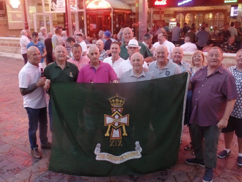 Green Howards Benidorm.Fun In The Sun.Mon 28th Mon 4th June 2018 041