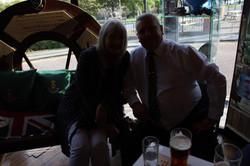 Green Howards Reunion Sun 8th Oct 2017 T.A Centre +Don Bar 089