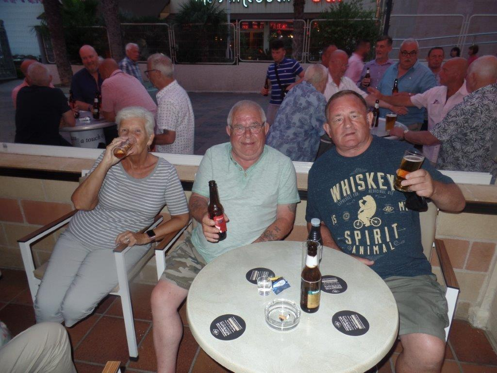 Green Howards.Benidorm Fun In The Sun.Mon 28th,Mon 4th June 2018 493