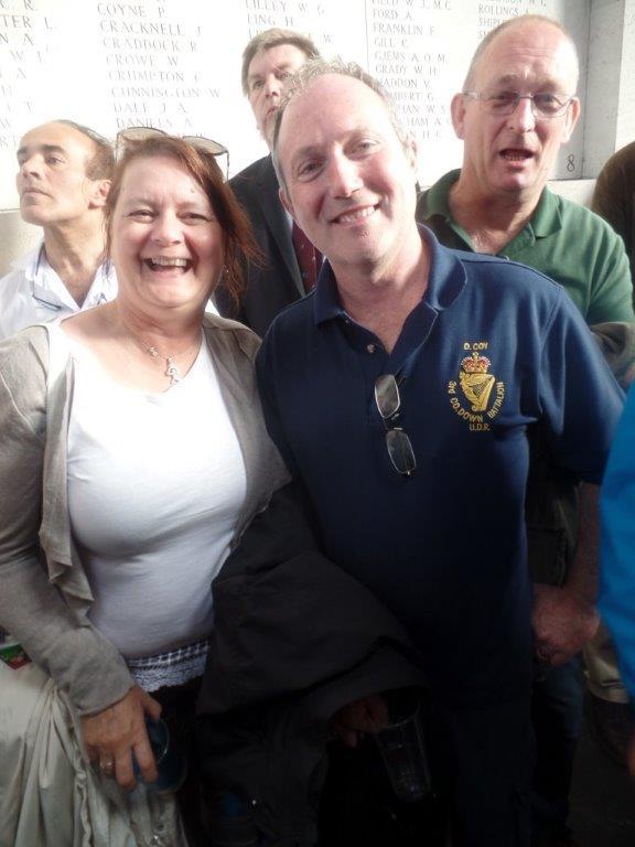 Ypres,Tynecot,Passchendale,Belgium 28th June 3rd July 2016 249